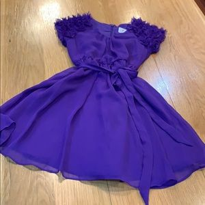 Blush Girls Dress by US Angels Size 9-10 😍